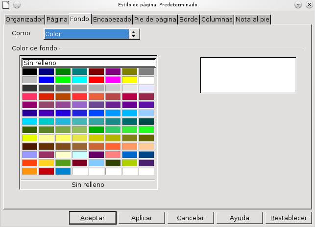 LibreOffice Writer Básico - WikiSalud